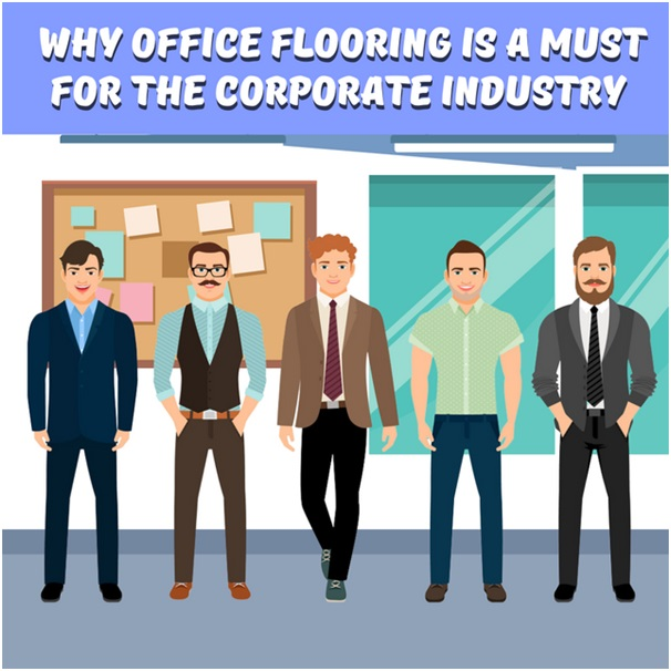 How the Perfect Office Flooring Enhances the Working Environment