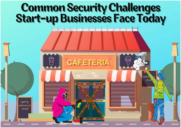 Why Should Start-Up Businesses Invest In Security Systems