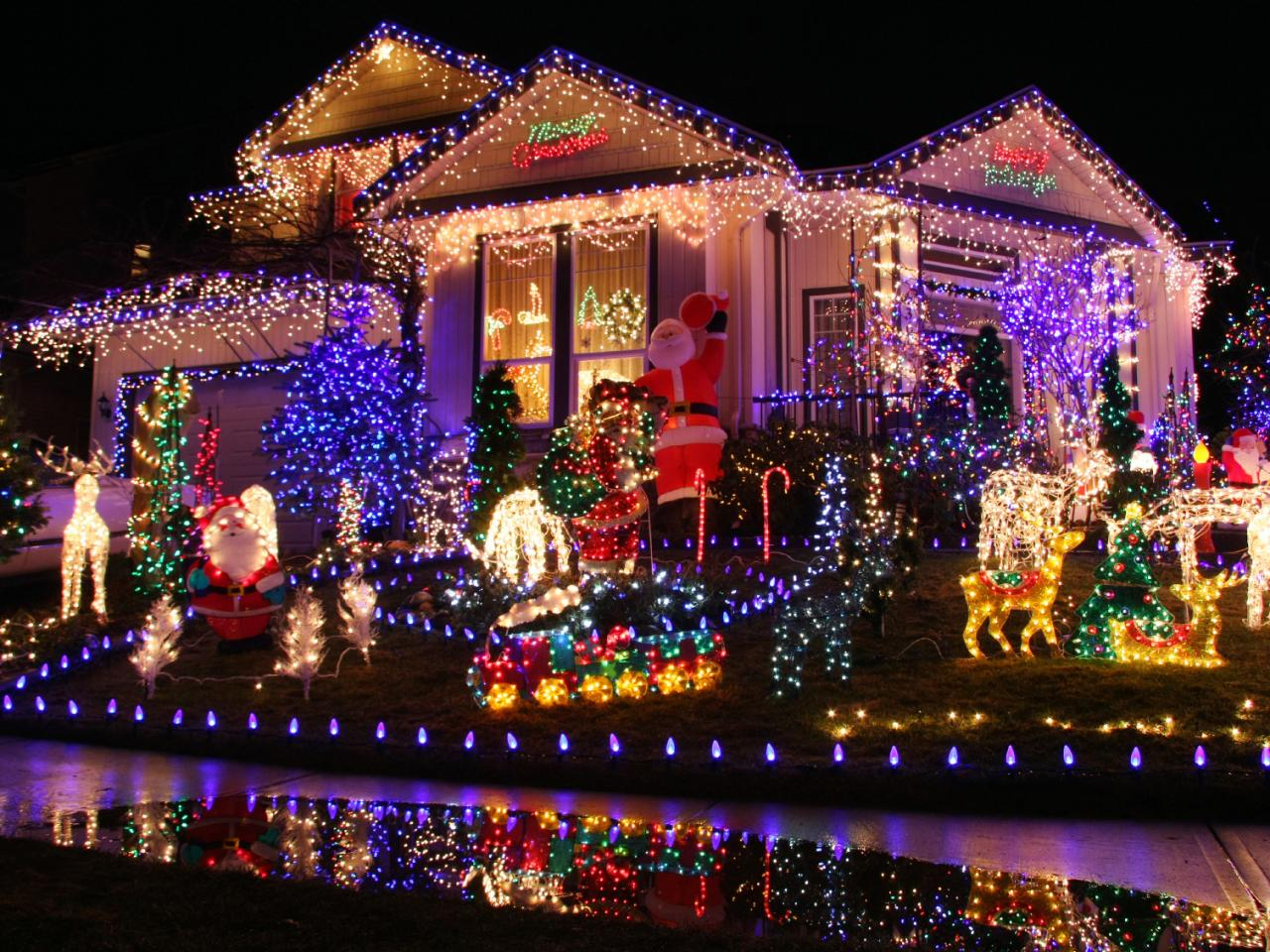 Trends in Christmas Light Decorations