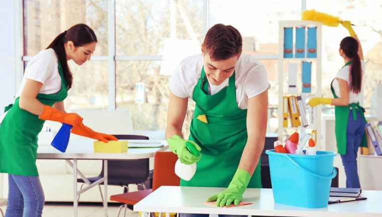 Why is it important to get cleaning services from the best cleaning professionals in town?
