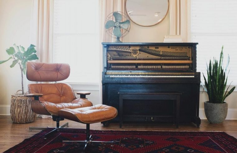 How to Furnish Your Home for the First Time