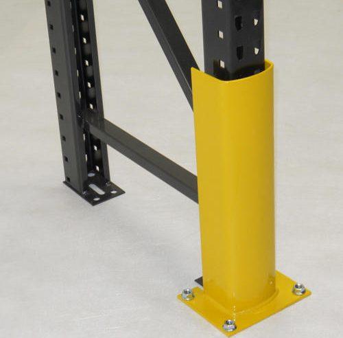 Types Of Pallet Rack Protectors